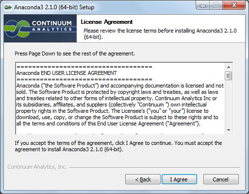 Software Installation on Windows 7